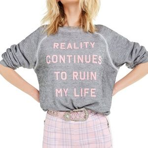 "Wildfox ""Reality Continues to Ruin My Life"""